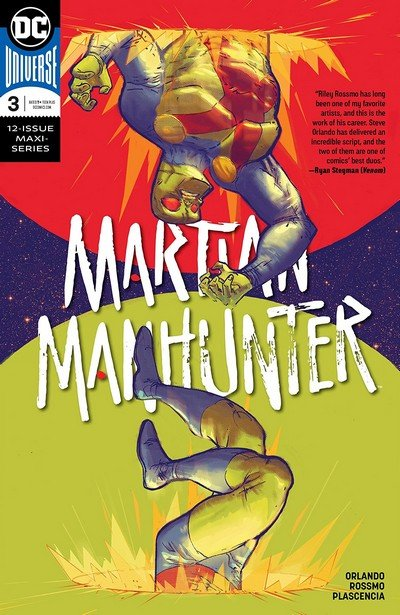 Martian Manhunter #3 (2019)