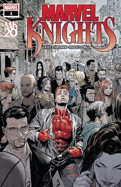 Marvel Knights – 20th #1 – 6 (2019)