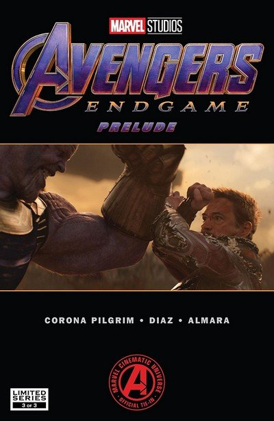 Marvel's Avengers – Endgame Prelude #3 (2019)