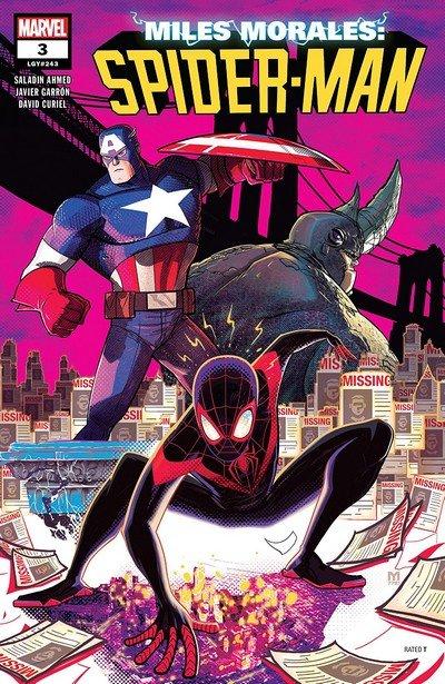 Miles Morales – Spider-Man #3 (2019)