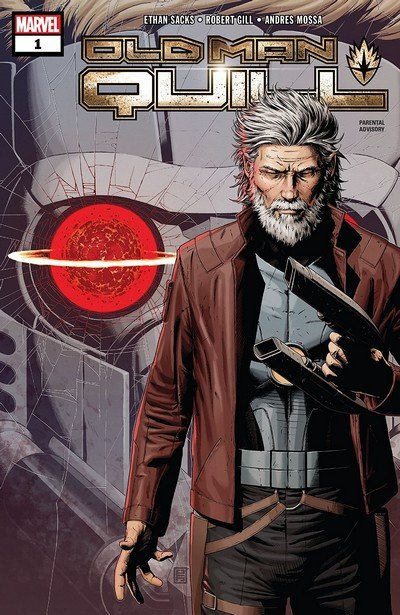 Old Man Quill #1 (2019)