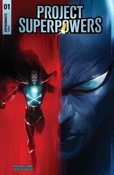 Project Superpowers – Chapter Three #0 – 6 (2018-2019)