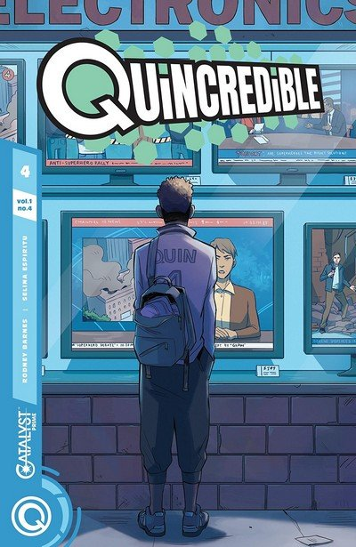 Quincredible #4 (2019)