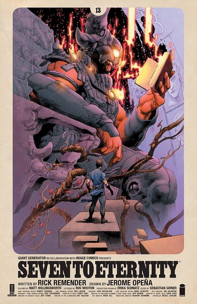 Seven To Eternity #13 (2019)