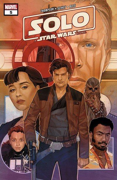 Solo – A Star Wars Story Adaptation #5 (2019)