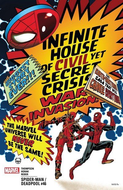 Spider-Man – Deadpool #46 (2019)