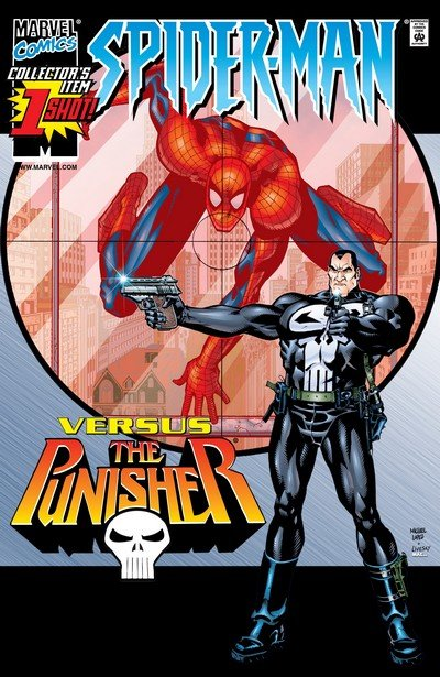 Spider-Man vs. Punisher #1 (2000)