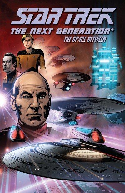 Star Trek – The Next Generation – The Space Between (TPB) (2007)
