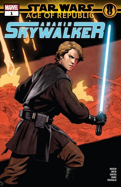Star Wars - Age Of Republic - Anakin Skywalker (2019 ...