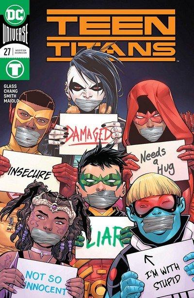 Teen Titans #27 (2019)