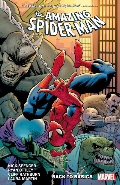 The Amazing Spider-Man Vol. 1 – Back To Basics (2019)