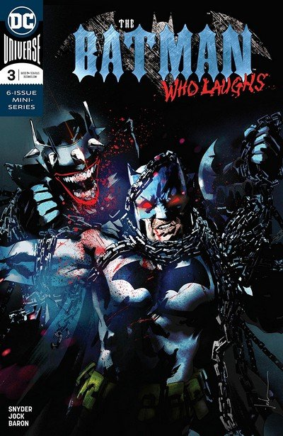 The Batman Who Laughs #3 (2019)