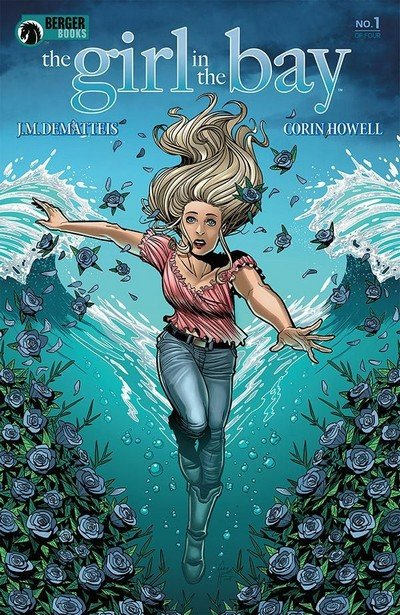 The Girl In The Bay #1 (2019)