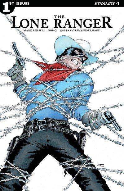 The Lone Ranger Vol. 3 #1 – 5 (2018-2019)
