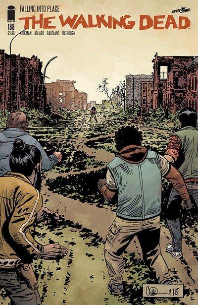 The Walking Dead #188 (2019)