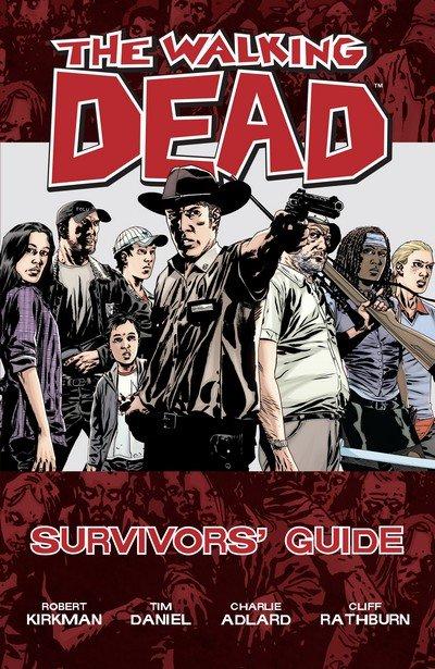 The Walking Dead Survivors' Guide (TPB) (2011)