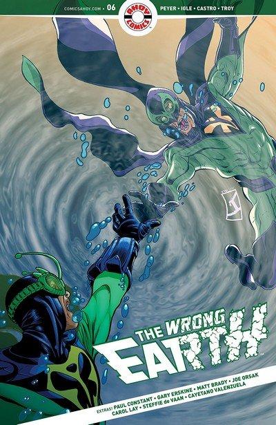 The Wrong Earth #6 (2019)