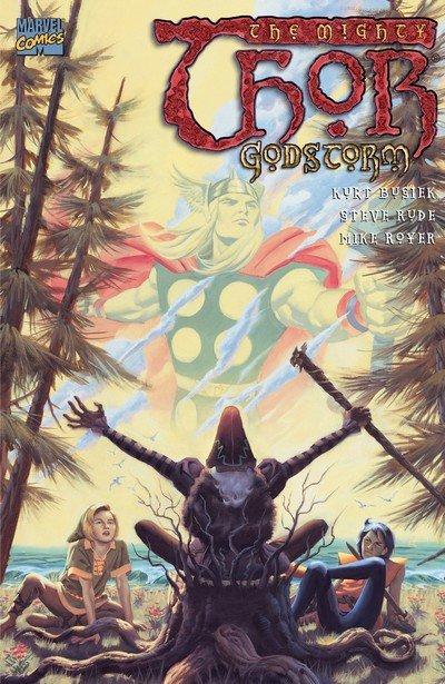 Thor – Godstorm #1 – 3 (2001-2002)