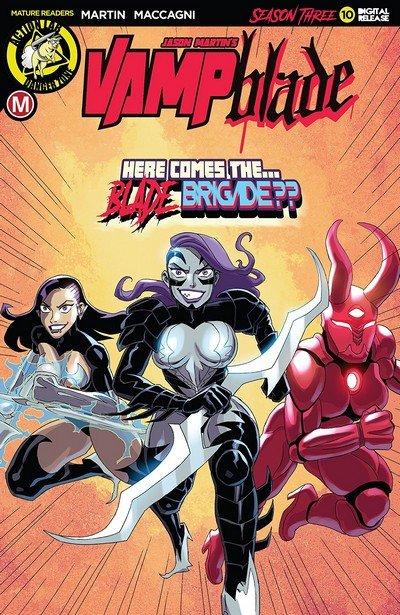 Vampblade Season 3 #10 (2019)