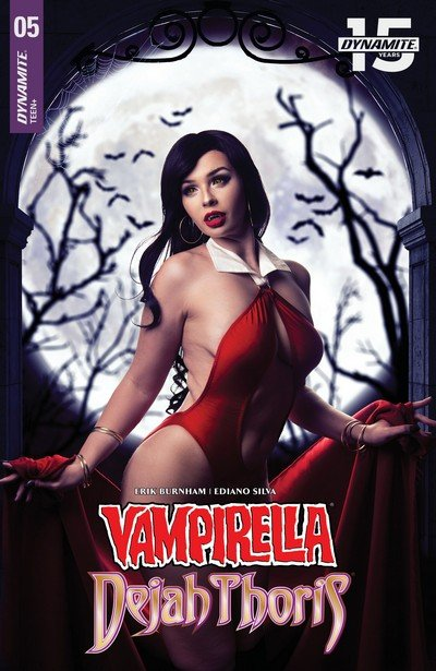 Vampirella – Dejah Thoris #5 (2019)