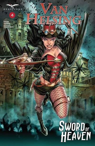 Van Helsing – Sword Of Heaven #4 (2019)