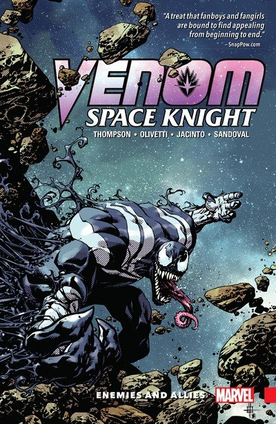 Venom – Space Knight Vol. 2 – Enemies and Allies (TPB) (2016)