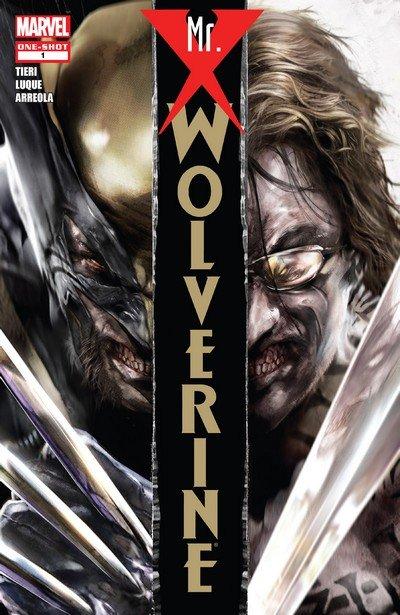 Wolverine – Mr. X #1 (2010) (One-Shot)