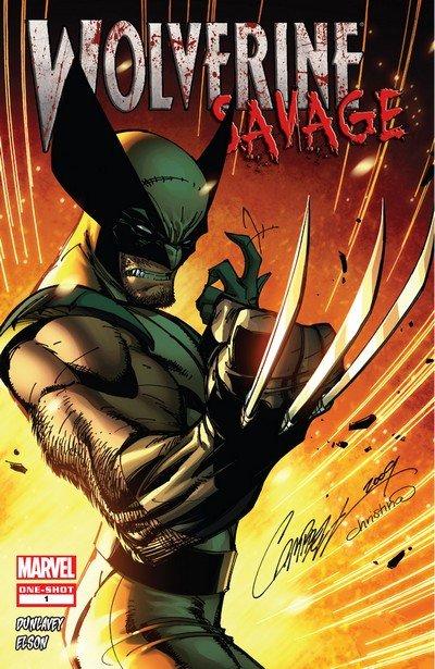 Wolverine – Savage #1 (2010) (One-Shot)