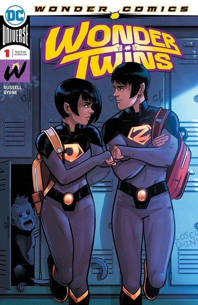 Wonder Twins #1 (2019)