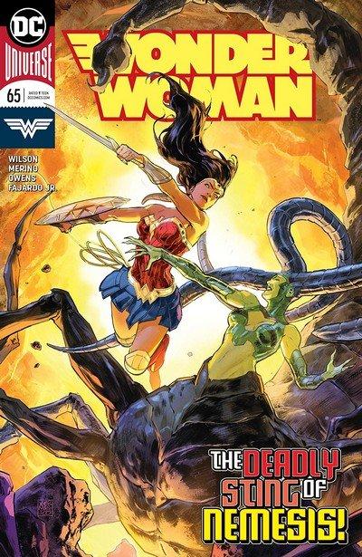 Wonder Woman #65 (2019)