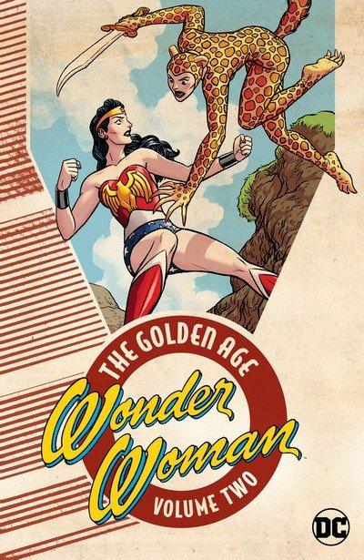 Wonder Woman – The Golden Age Vol. 2 (TPB) (2018)