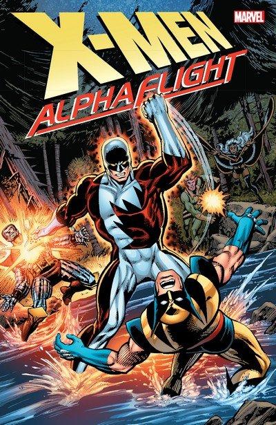 X-Men – Alpha Flight (TPB) (2011)