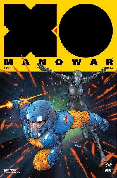 X-O Manowar #24 (2019)