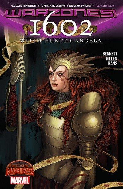 1602 – Witch Hunter Angela (TPB) (2016)