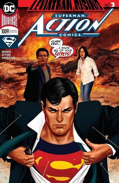 Action Comics #1009 (2019)