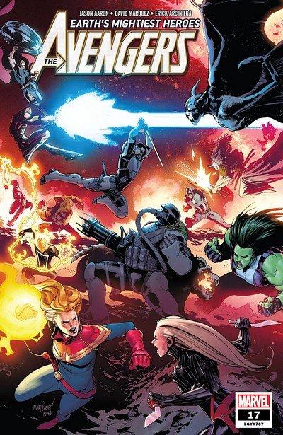 Avengers #17 (2019)