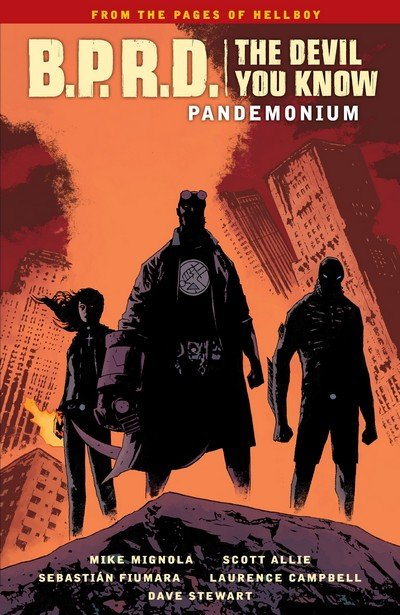 B.P.R.D. – The Devil You Know Vol. 2 – Pandemonium (TPB) (2019)