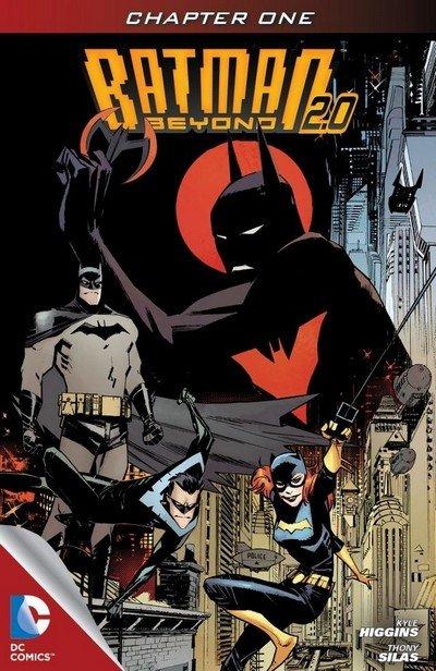 Batman Beyond 2.0 #1 – 40 + TPBs (2013-2014)