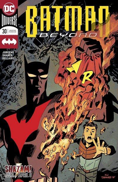 Batman Beyond #30 (2019)
