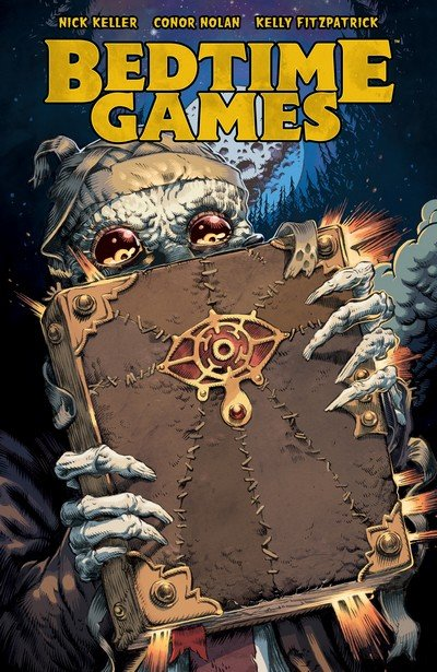 Bedtime Games (TPB) (2019)