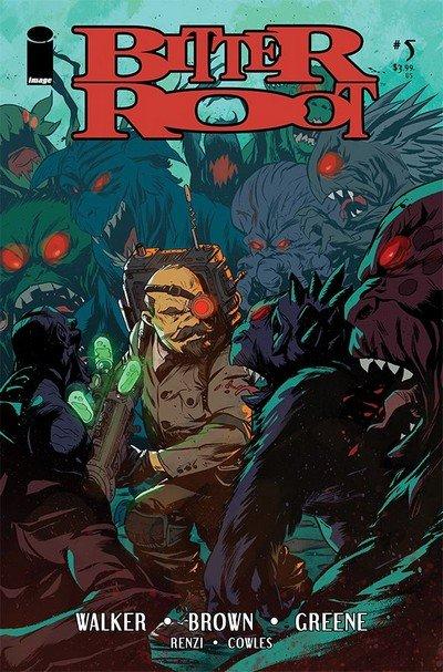 Bitter Root #5 (2019)