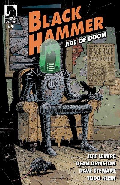 Black Hammer – Age Of Doom #9 (2019)