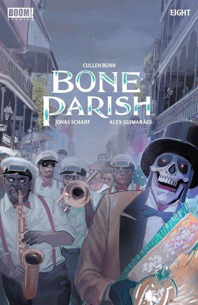 Bone Parish #8 (2019)