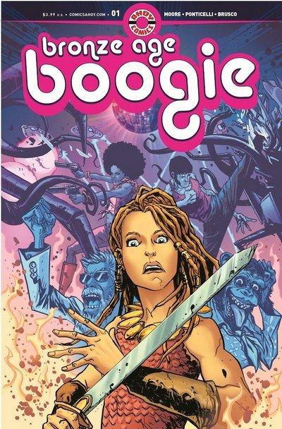 Bronze Age Boogie #1 (2019)