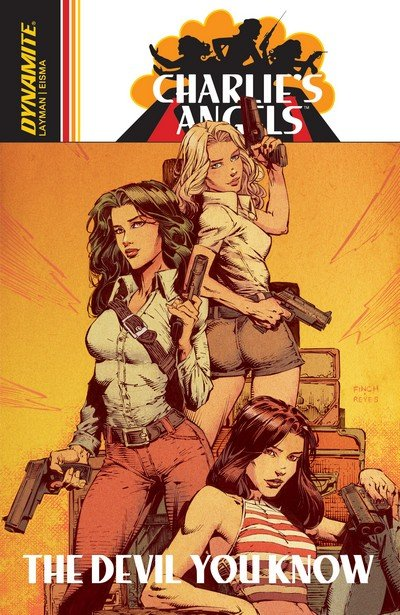 Charlie's Angels Vol. 1 – The Devil You Know (TPB) (2019)