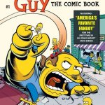 Comic Book Guy – The Comic Book #1 – 5 (2010)