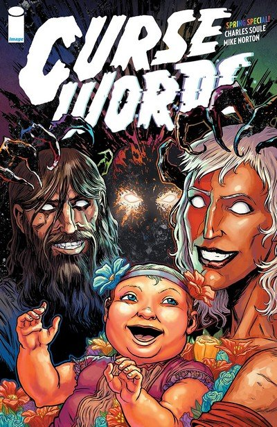 Curse Words Spring Has Sprung Special #1 (2019)