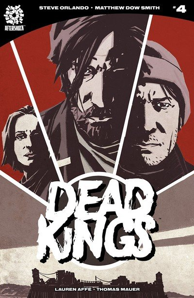 Dead Kings #4 (2019)