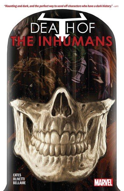 Death Of The Inhumans (TPB) (2019)
