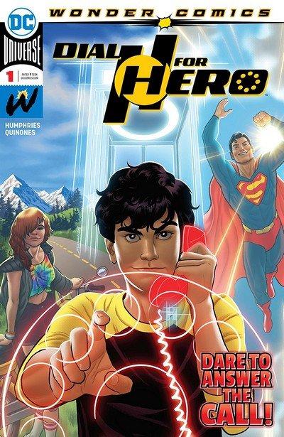 Dial H for Hero #1 Variant DC Comics 1st Print EXCELSIOR BIN